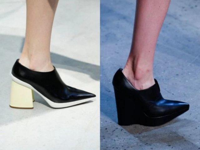 модная обувь весна лето 2017 фото