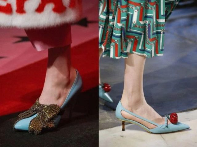 туфли мода 2017