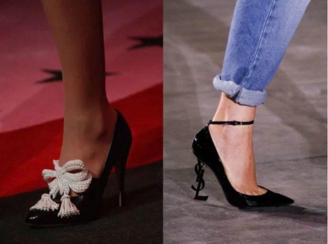 какие туфли в моде 2017
