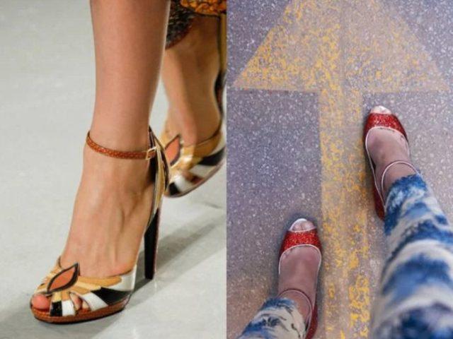 туфли мода 2017 женские фото