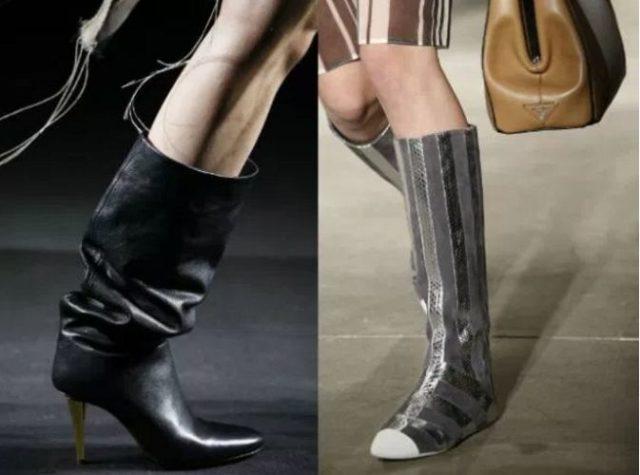модная обувь 2017 фото женская осень