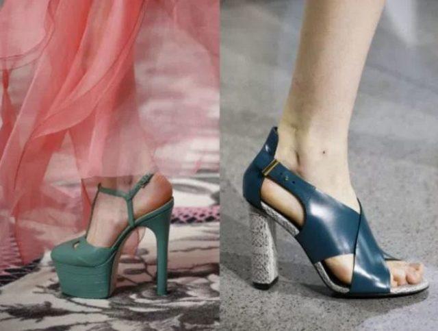 обувь весна 2017 фото женские
