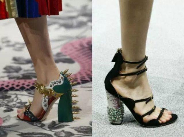 обувь весна лето 2017 года модные тенденции