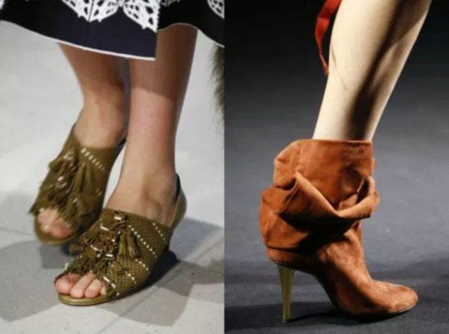 модная обувь весна 2017 женская