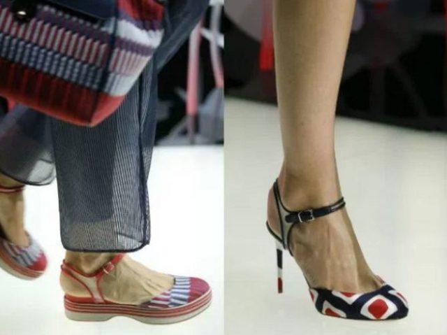 мода 2017 обувь женская