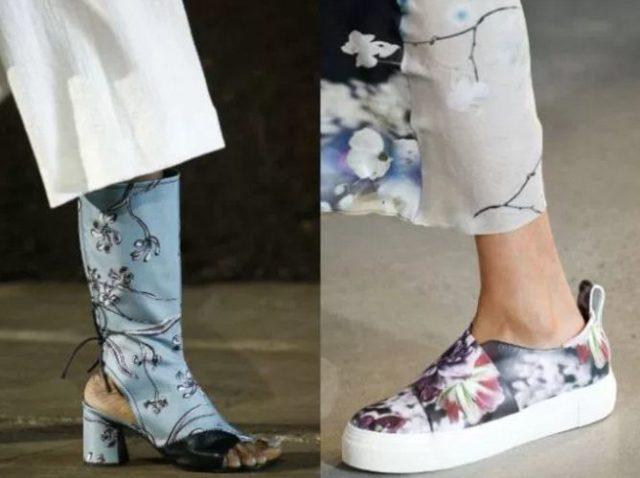 новая коллекция обуви 2017