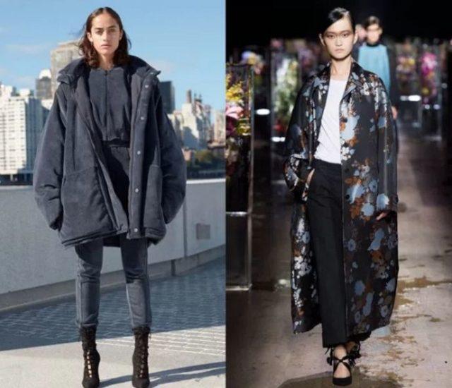 пальто женские осень 2017