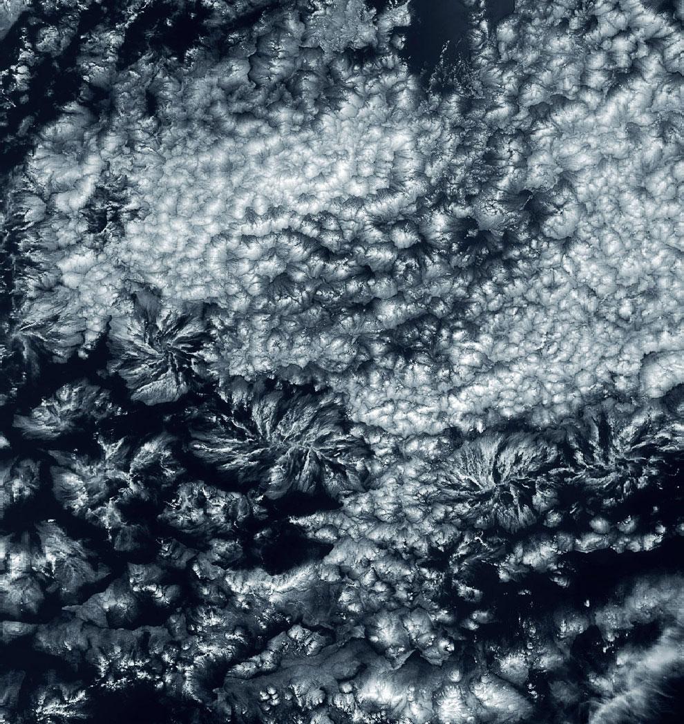формирование облаков