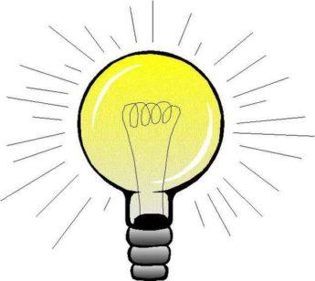 Кто придумал лампу накаливания