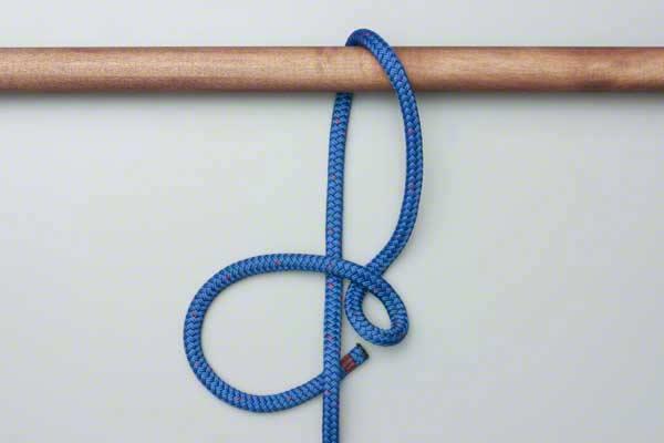 как завязывать узел булинь