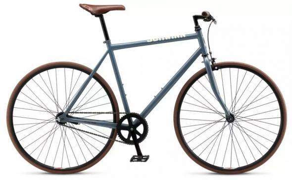 Велосипед с фиксированной передачей