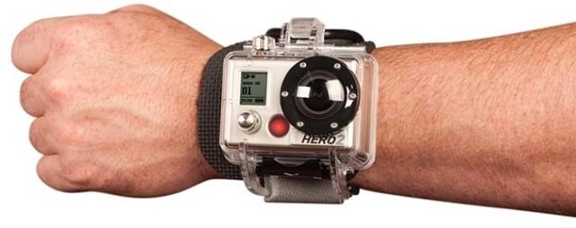 водонепроницаемая экшн камера