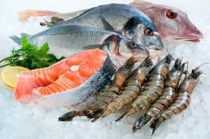 Как отличить замороженную рыбу от охлажденной?