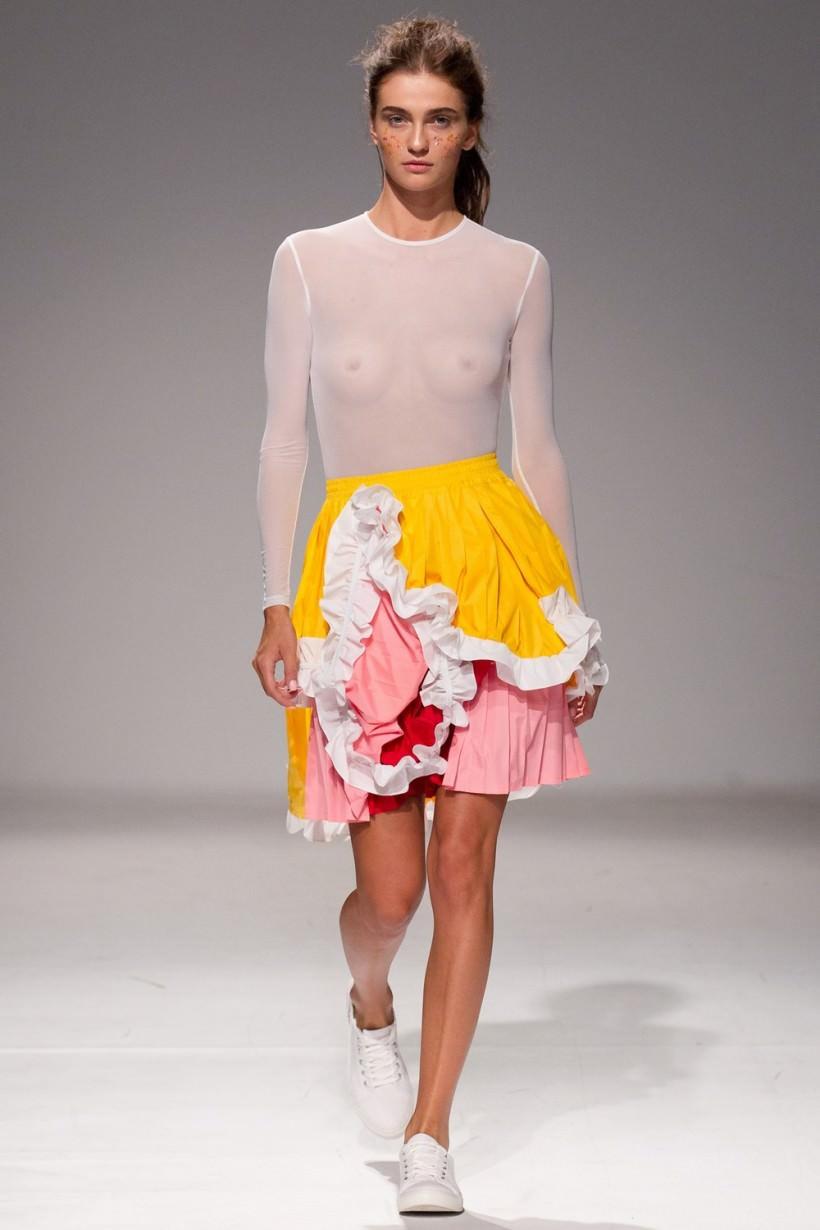 юбки сейчас в моде 2016