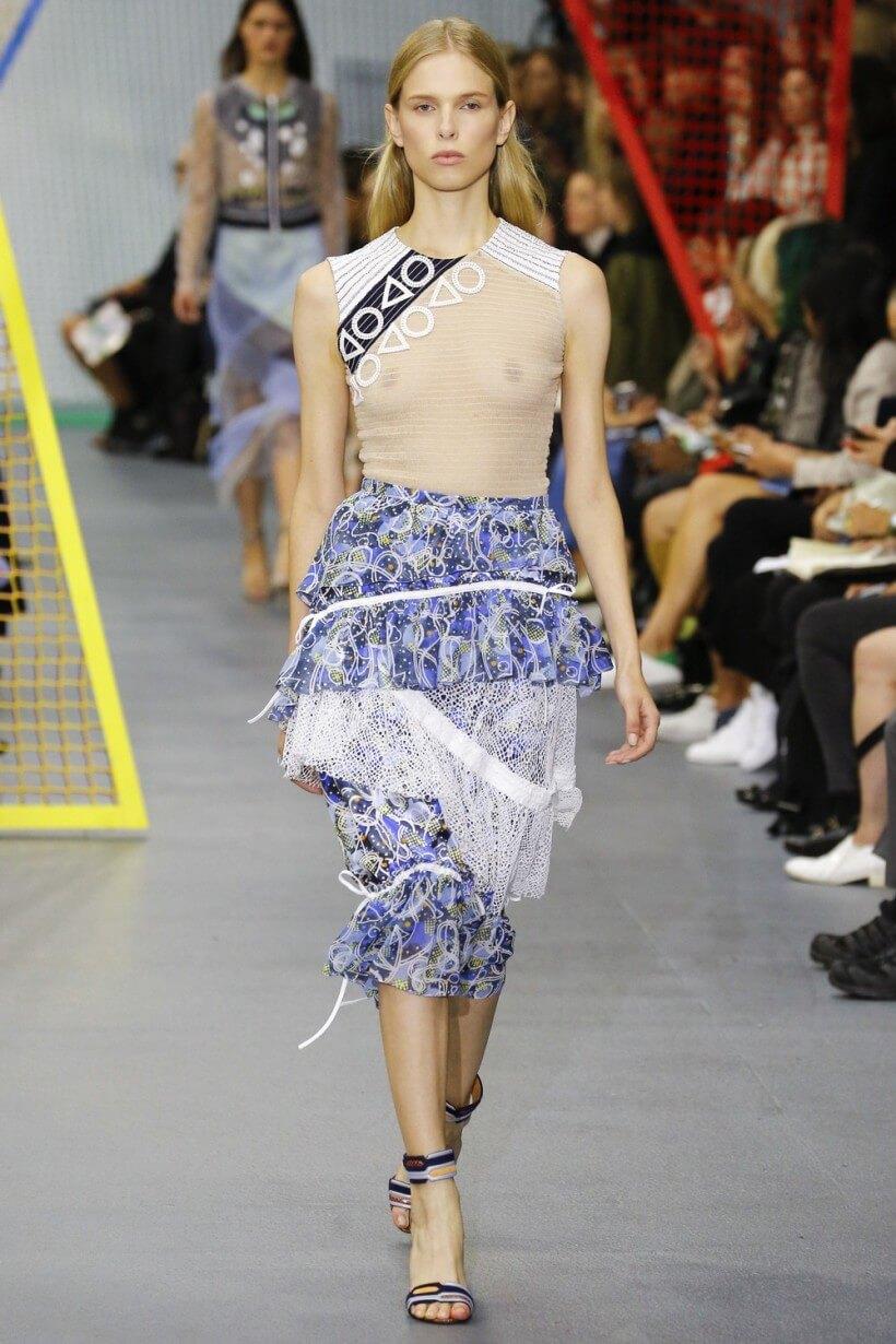 какие юбки в моде 2015 2016,