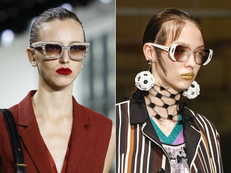 очки солнцезащитные женские брендовые