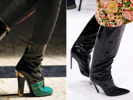 обувь тренды весна