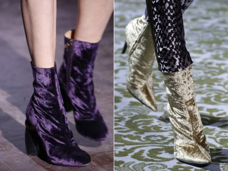 летняя обувь тренды