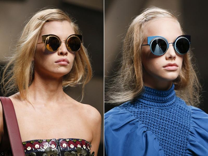 солнцезащитные очки женские мода 2016