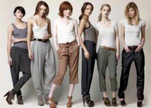 Модные тенденции женских брюк 2016