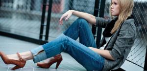 модные джинсы женские фото