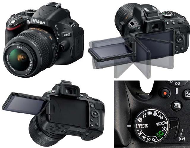 Как настроить фотоаппарат никон д 5100 инструкция