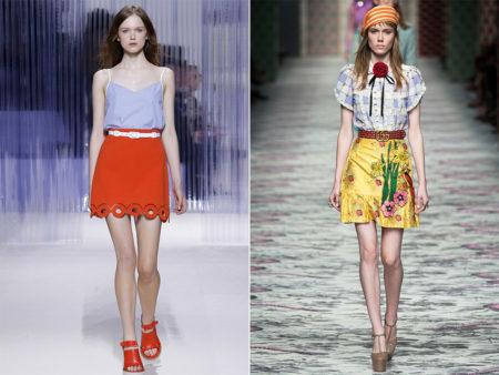 Картинки модной женской одежды(юбка)