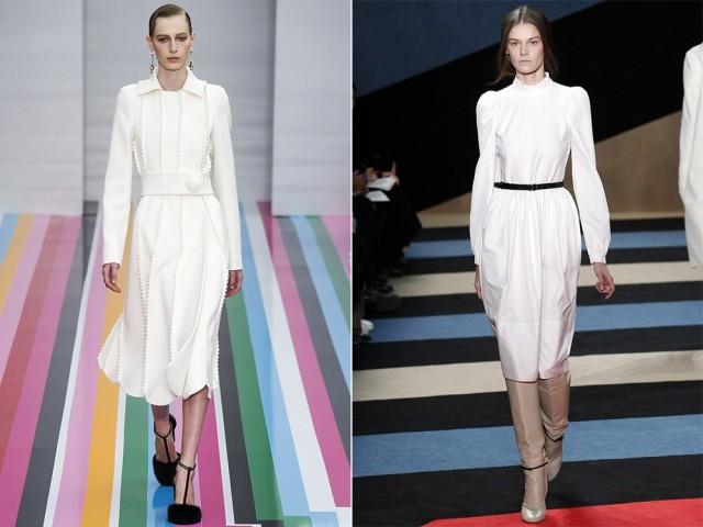 модные модели платьев 2016