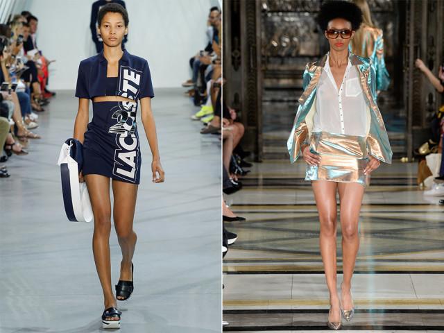 модные юбки лето