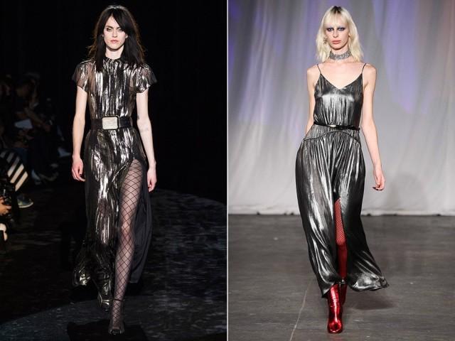 модели модные платьев