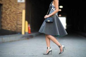 Модные тенденции юбок