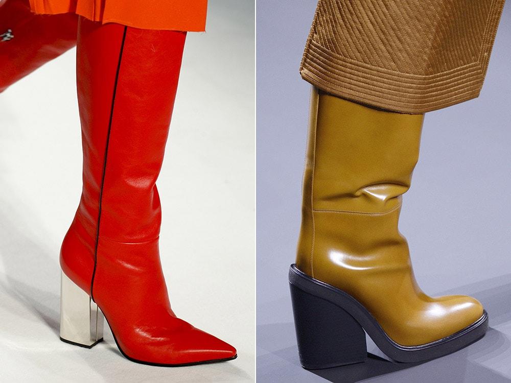 Модная женская обувь осень 2016, весна 2017