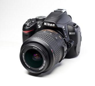 Настройки, характеристики фотоаппарата НИКОН Д3000 обзор