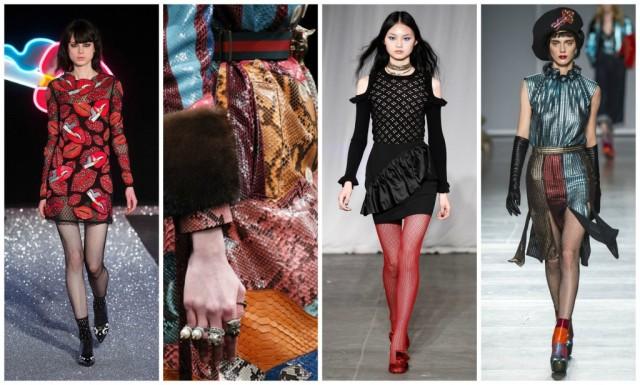 модные тенденции в одежде осень 2016 фото