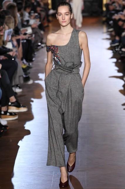 Женская одежда осень 2016 модные тенденции