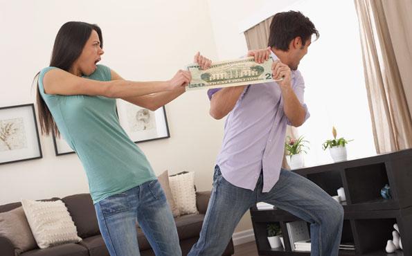 раздел кредитов и долгов после развода
