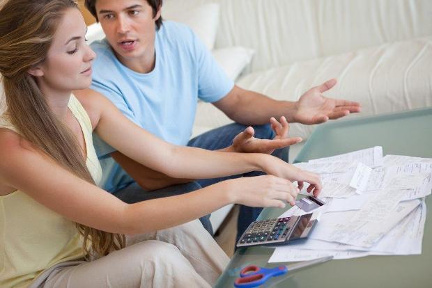 Кредиты при разводе супругов