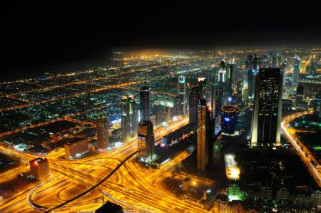 картинки красивых городов мира ночью