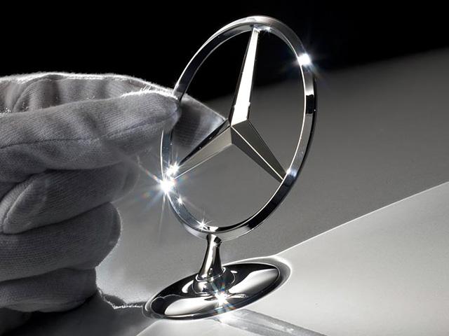 эмблемы Mercedes