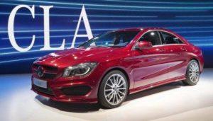 Новые модели mercedes CLA class, фото и цена в 2016 году
