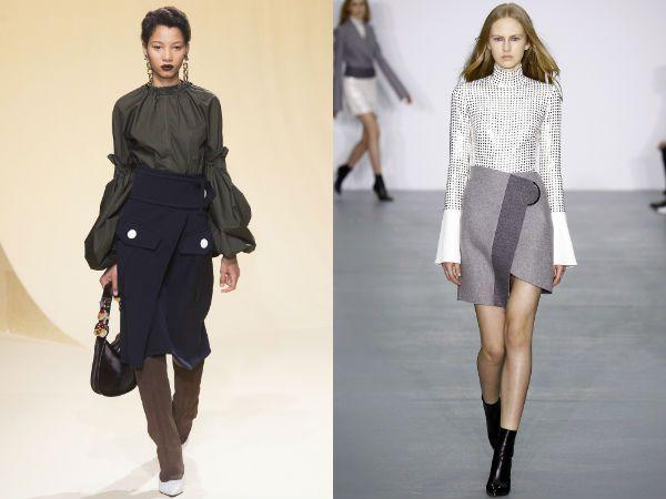 юбки модные тенденции