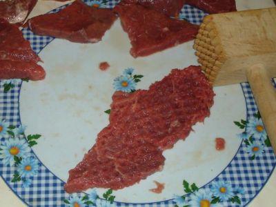 блюда из телятины рецепты с фото