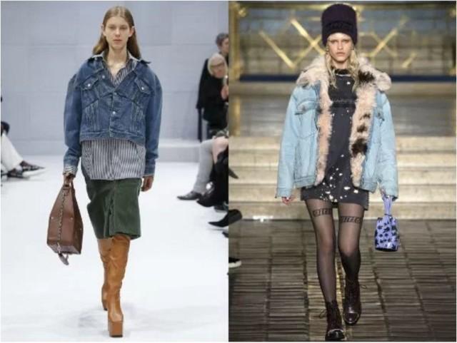 куртки армани джинс