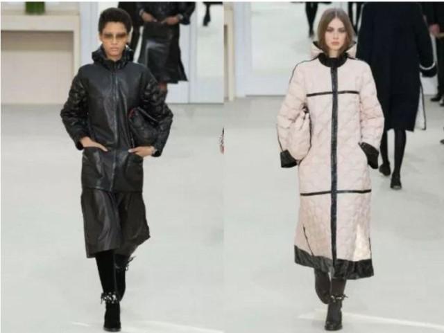 модные куртки зима