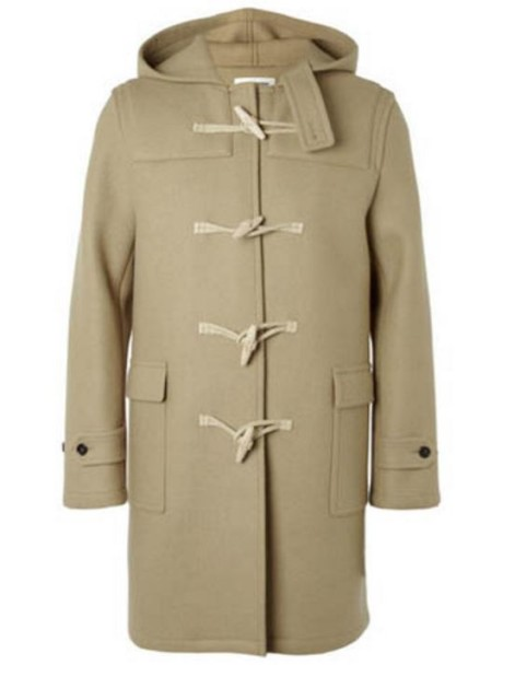 Модные пальто зима 2017 дафлкот
