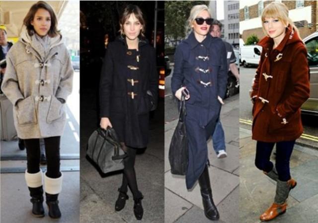 модное пальто зима 2017