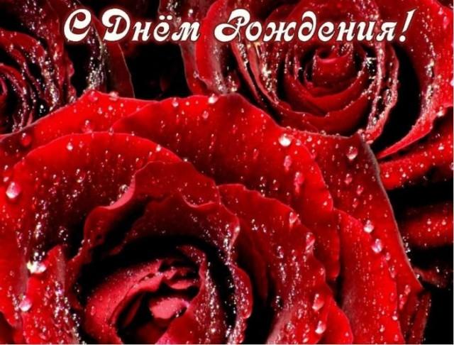 с днем рождения женщине стихи красивые открытки