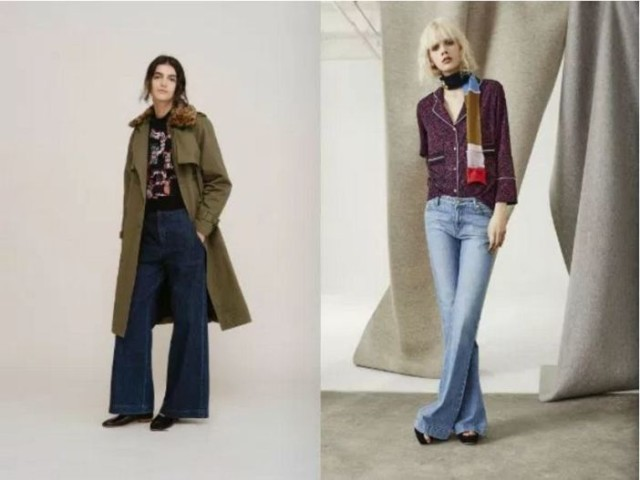 модные джинсы 2016 2017