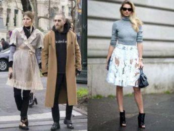 стиль одежды 2017
