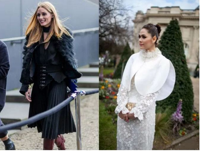 стиль одежды 2018